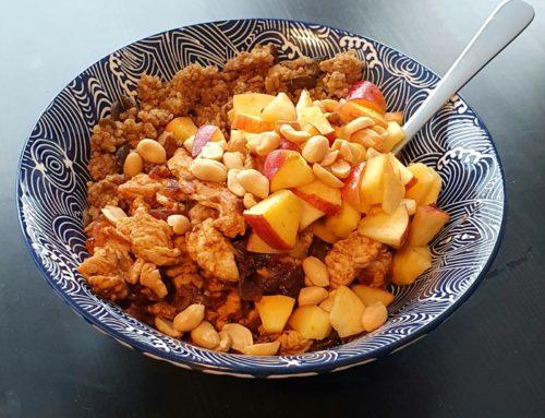 Omnis Rezept mit N4U food Quinoa Mediterrana