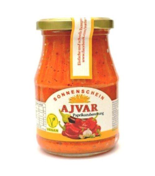 Ajvar Sonnenschein Vegan