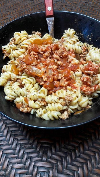 Bolognese Nudeln schnell